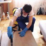 Химчистка мягкой мебели и диванов на дому в Люберцах
