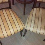 Химчистка стульев в Москве на дому